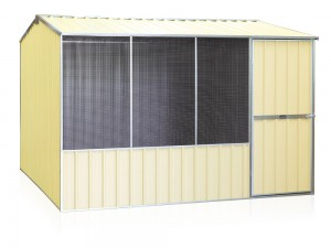 Gable-Roof-Chook-Sheds
